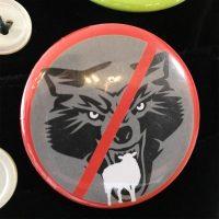 Demonstration gegen Wolf und Bär
