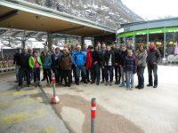 Ausflug am 9./10. April 2016 nach Zermatt