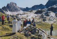 Almwanderung in Gramais im Lechtal